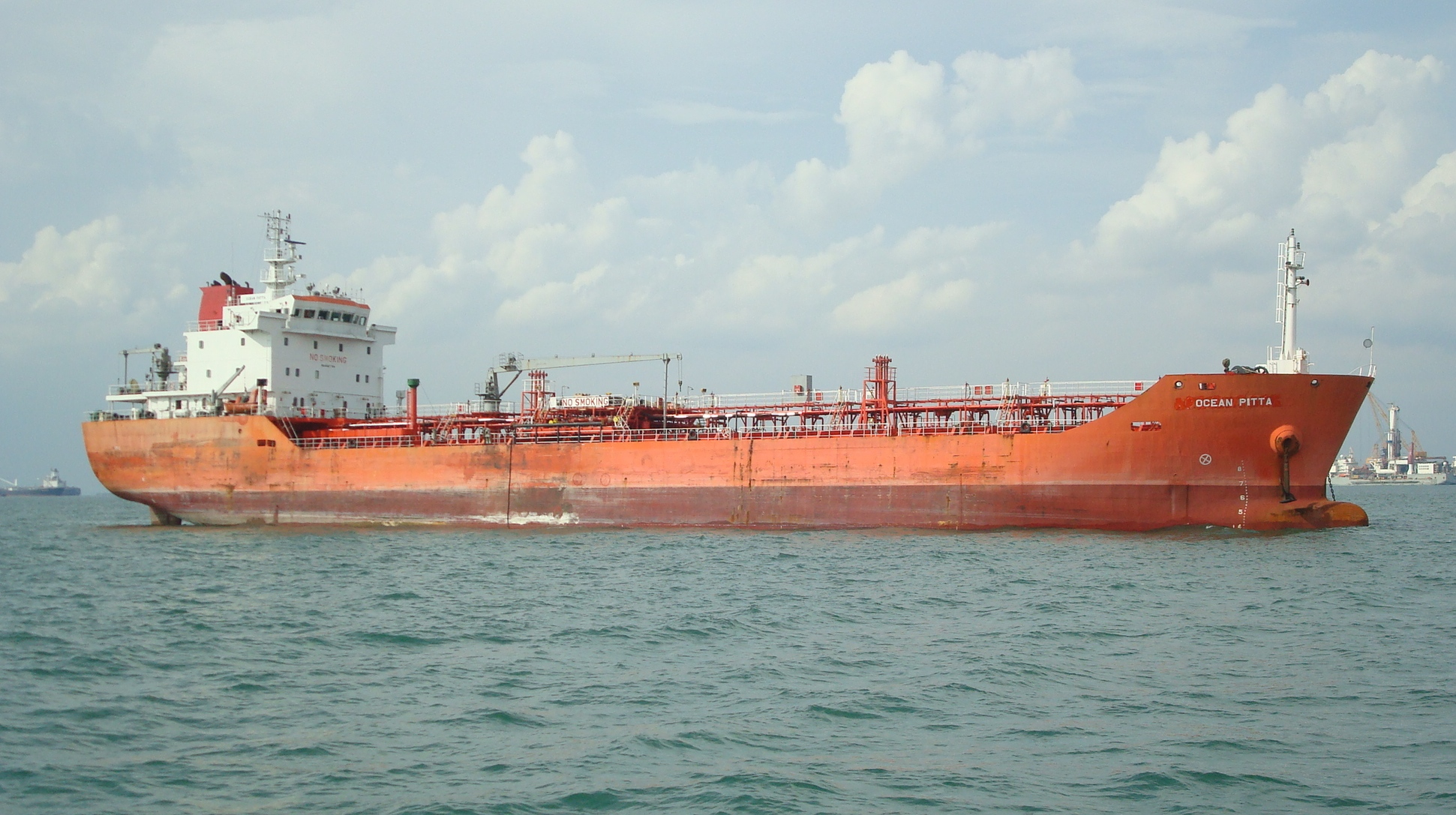Ocean Tankers | Ship to Ship Transfer Operations in